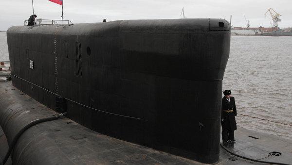 подводная лодка проект борей александр невский