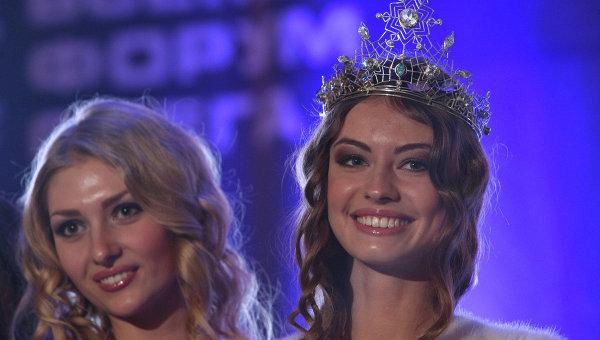 Владислава Вернер, победительница конкурса