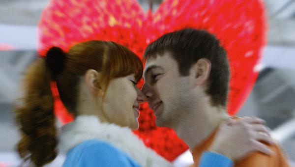 14 февраля - День святого Валентина